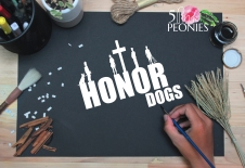 honor Dogs Logo