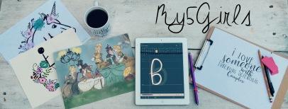 MY5GIRLS Banner 1