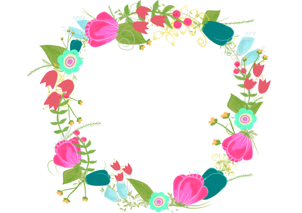 Wreath for JED logo